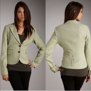 Anthropologie/ Fillmore wool Blazer
